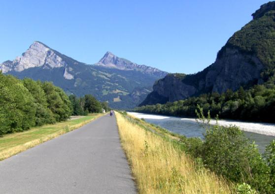 Dyke to Leichtenstein