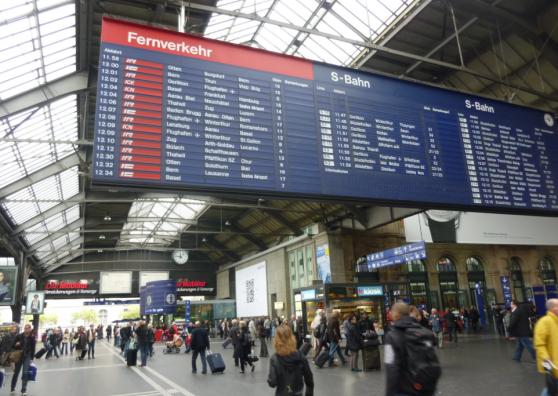 Zurich station