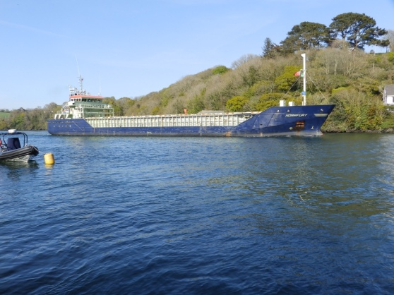 lejog-china-clay-ship