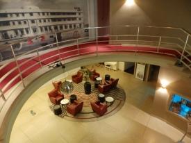 midland-hotel-monochromed-wall